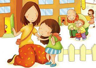 ¿Por qué lloran sus primeros días en la Escuela Infantil?