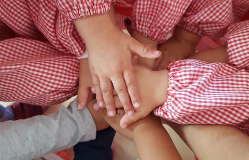 Niños con discapacidad en escuelas infantiles